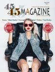 45 Magazine Women's Literary Journal Vol 2